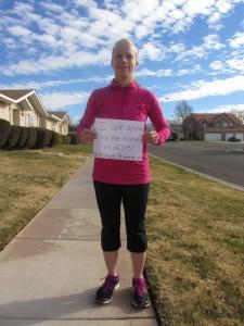 Running in Saint George, Utah - Moon Jogger Profile