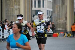 elfi and rick 42 kilomters 26 miles finished berlin mrathon 2