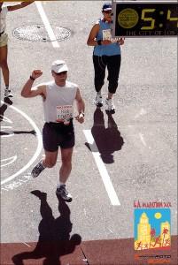 ortenburger rick los angeles marathon march 2004