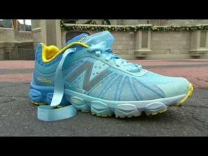 New Balance Cinderella shoes from runDisney!