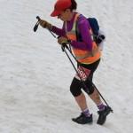 Last year's Kusam Klimb, I love when we get into the snow near the summit.