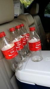 Perry runs on coke