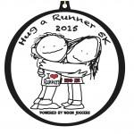 Hug medal