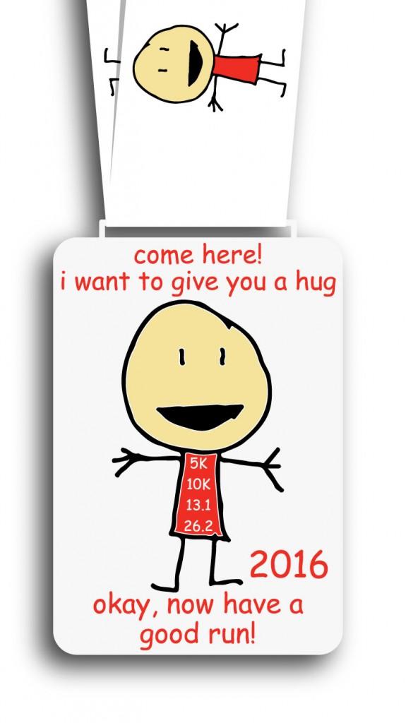 2016 hug medal 2