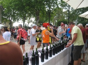 marathon du medoc festivities