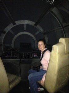 Is it considered cheating if I use the Millennium Falcon to help me get to Venus?