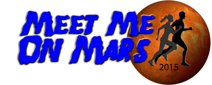 mars logo white