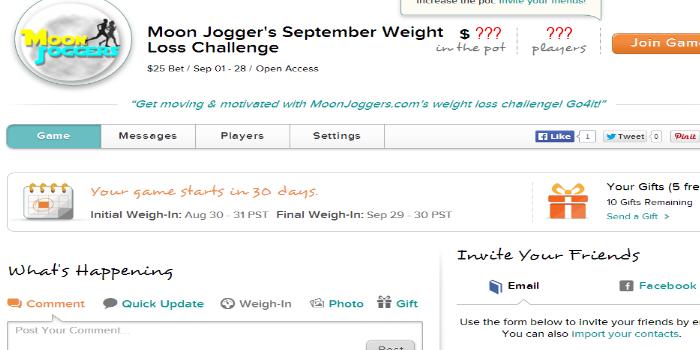 9c2243c67b7 running weight loss challenge September 2014 - Moon Joggers