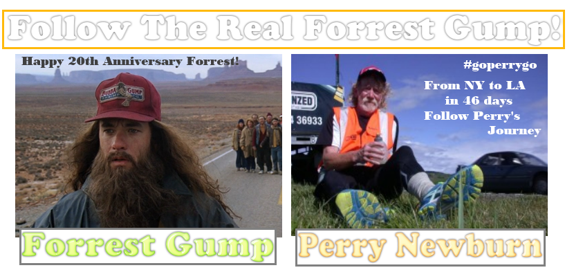 The Real Forrest Gump
