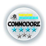 Ranking Button Commodore