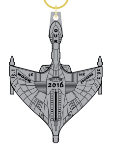 Warbird medal only